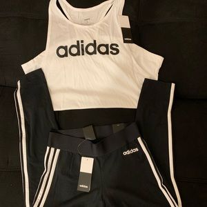 CUTE ADIDAS OUTFIT SIZE S